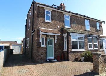 Thumbnail 3 bed semi-detached house for sale in Waverley Road, Drayton, Portsmouth