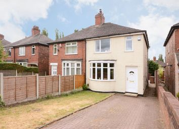 Thumbnail 2 bed semi-detached house for sale in Lightwood Road, Stoke-On-Trent