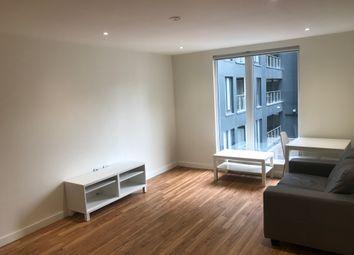 Thumbnail 1 bedroom flat to rent in Elmira Way, Salford Quays