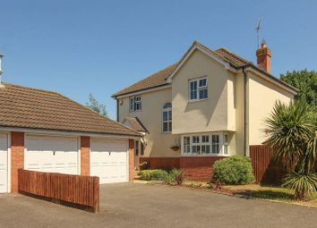 Thumbnail 4 bed detached house for sale in Viking Way, Runwell, Wickford