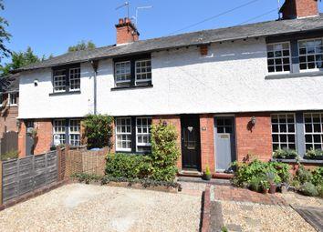 Thumbnail 2 bedroom terraced house for sale in Elvetham Road, Fleet