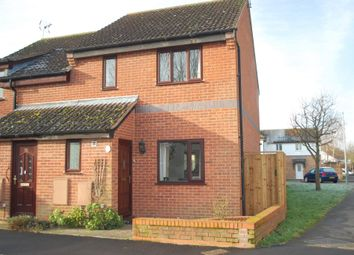 Thumbnail 2 bed semi-detached house for sale in Meadow Road, Alcester