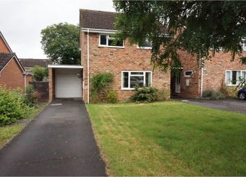 Thumbnail 3 bed semi-detached house to rent in Kimber Close, Basingstoke