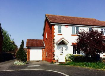Thumbnail 2 bed end terrace house for sale in Smithy Drive, Kingsnorth, Ashford, Kent