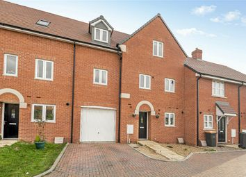 Thumbnail 5 bed town house for sale in Carmichael Drive, Shortstown, Bedford