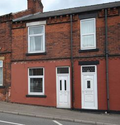 Thumbnail 2 bed terraced house to rent in Jawbones Hill, Chesterfield