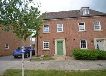Thumbnail 3 bed semi-detached house to rent in Elton Street, Corby