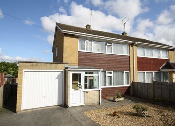 Thumbnail 3 bed semi-detached house for sale in Hardens Mead, Chippenham, Wiltshire