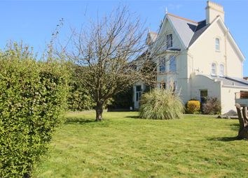 Thumbnail 6 bed detached house for sale in Route Militaire, St. Sampson, Guernsey