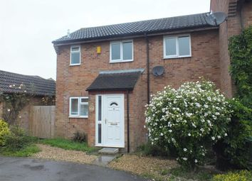 Thumbnail 3 bed semi-detached house for sale in Brunel Close, Westbury, Wiltshire