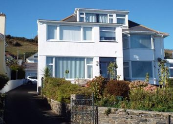 Thumbnail 1 bed flat for sale in Marine Drive, Looe, Cornwall