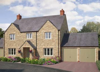 "Thumbnail 5 bed detached house for sale in ""The Oak"" at Cirencester Road, Tetbury"