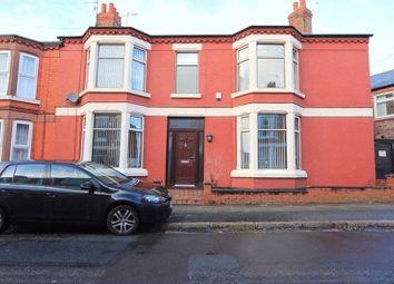 Thumbnail 3 bedroom terraced house for sale in Devondale Road, Allerton, Liverpool