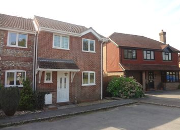 Thumbnail 3 bed end terrace house for sale in Crossbill Close, Waterlooville