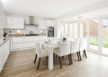 "Thumbnail 4 bed detached house for sale in ""Millford"" at Bridlington Road, Stamford Bridge, York"