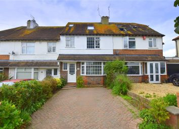 Thumbnail 3 bed terraced house for sale in Greenways Crescent, Shoreham, West Sussex