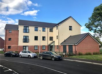 Thumbnail 2 bed flat for sale in Anglia Gardens, Leamington Spa