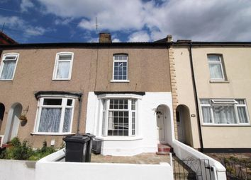 Thumbnail 3 bed terraced house to rent in St. Albans Road, Dartford