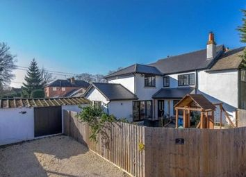 Thumbnail 4 bed semi-detached house for sale in Cricketers Lane, Windlesham, Surrey