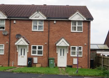 Thumbnail 2 bed town house to rent in Two Gates, Halesowen