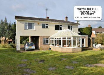 Thumbnail 5 bedroom detached house for sale in East Winch Road, Ashwicken, King's Lynn