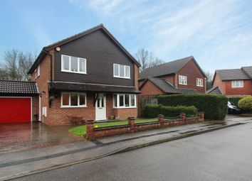 Thumbnail 4 bed detached house for sale in Hartswood, Chineham, Basingstoke