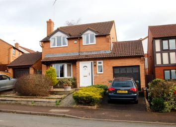 Thumbnail 4 bed detached house to rent in Vaga Crescent, Wyecroft Park, Ross On Wye, Herefordshire