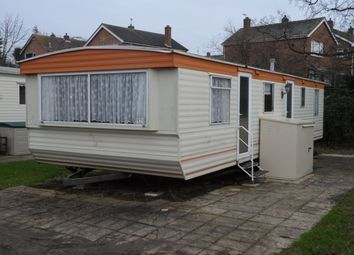 Thumbnail 3 bedroom mobile/park home for sale in Valley Road, Clacton On Sea
