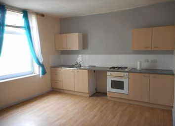 Thumbnail 1 bed flat to rent in Llewellyn Street, Pentre