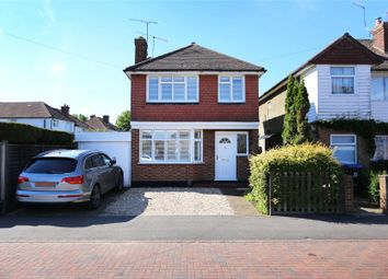 Thumbnail 3 bed detached house for sale in Old Woking, Surrey