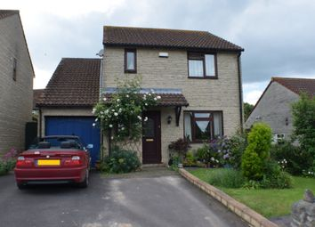 Thumbnail 3 bed detached house for sale in School Lane, Woolavington, Bridgwater