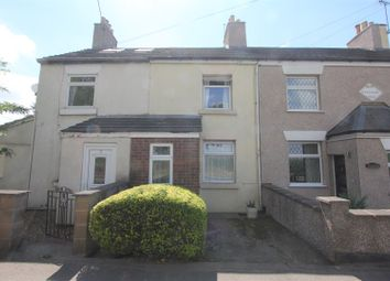 Thumbnail 2 bed town house for sale in Broughton Road, Stoney Stanton, Leicester
