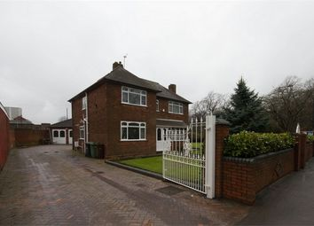 Thumbnail 3 bedroom detached house for sale in Church Street, Heath Town, Wolverhampton, West Midlands