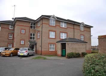 Thumbnail 2 bed flat for sale in Garner Court, Stanwell