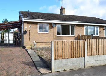 Thumbnail 2 bed semi-detached bungalow for sale in Barnsdale Way, Upton, Pontefract