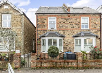 Thumbnail 4 bed semi-detached house for sale in Elm Road, Kingston Upon Thames