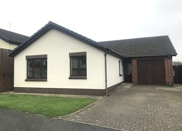 Thumbnail 3 bed bungalow to rent in Charles Thomas Avenue, Pembroke Dock, Pembrokeshire