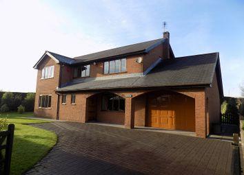 Thumbnail 4 bed detached house for sale in Tryweryn Waterton Road, Coychurch, Bridgend.