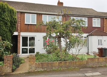 Thumbnail 3 bed terraced house for sale in Rushdon Close, Grays