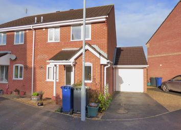 Thumbnail 3 bed semi-detached house to rent in Cloverfields, Gillingham