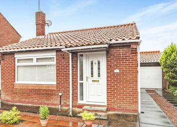 Thumbnail 2 bed bungalow for sale in Netherton Close, Langley Park, Durham