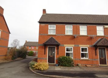 Thumbnail 2 bed terraced house to rent in Glendower Court, Greenfields, Shrewsbury