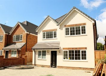Thumbnail 6 bed detached house for sale in Upland Drive, Brookmans Park, Hatfield