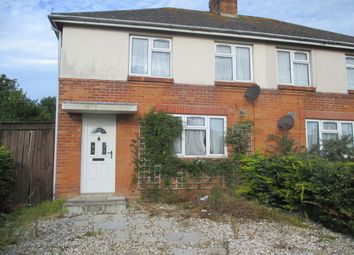 Thumbnail 3 bed semi-detached house for sale in Devon Road, Weymouth