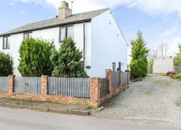 Thumbnail 4 bed detached house for sale in Moor Lane, Hapsford, Frodsham, Cheshire