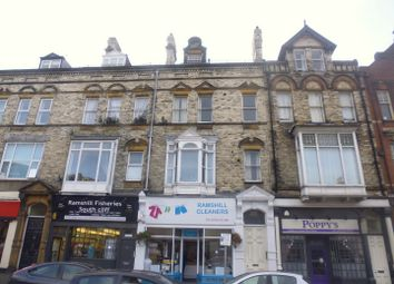 Thumbnail 1 bed flat to rent in Ramshill Road, Scarborough