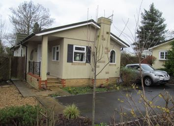 Thumbnail 2 bedroom mobile/park home for sale in The Larches, Warfield Park (Ref 5530), Bracknell, Berkshire