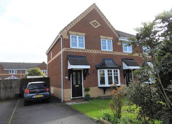 Thumbnail 3 bed semi-detached house to rent in Woodburn Grove, Penwortham, Preston