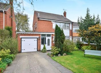 Thumbnail 3 bed detached house for sale in Lindhurst Lane, Mansfield, Nottinghamshire, .