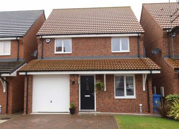 Thumbnail 4 bed detached house for sale in Alexandra Chase, Cramlington